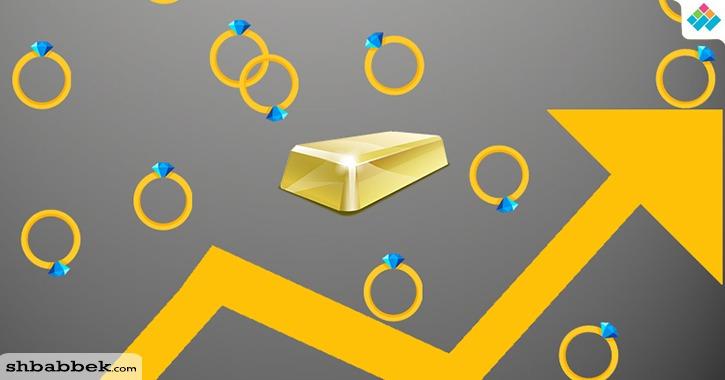 ارتفاع سعر الذهب اليوم الثلاثاء 15 يناير 2019