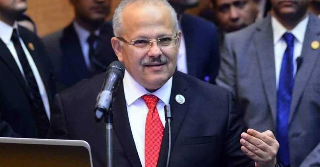 رئيس جامعة القاهرة: فرعنا الدولي أول نموذج يقوم على البرامج التعليمية المشتركة وليست الكليات