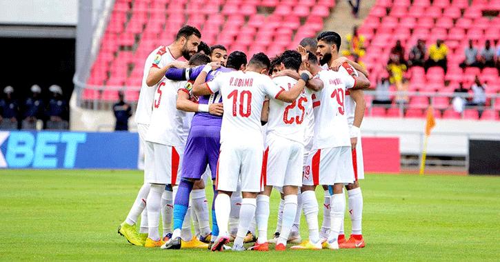 جدول ترتيب الدوري المصري بعد فوز الزمالك على الداخلية (صورة)