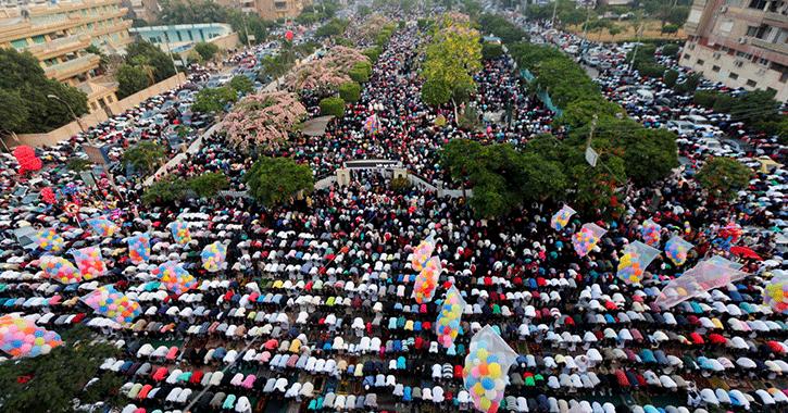 كيفية صلاة العيد والسنن المستحبة في هذا اليوم