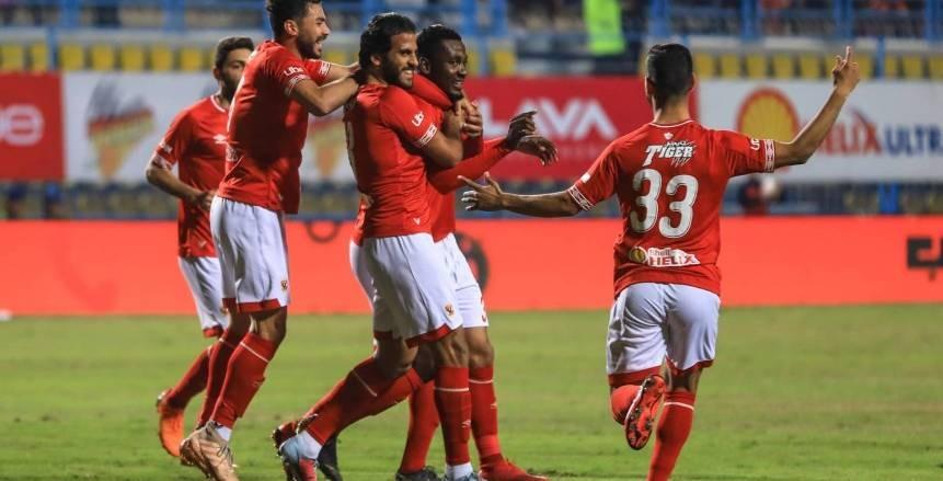 مباريات الأهلي المقبلة في الدوري.. 8 مواجهات في طريق المارد الأحمر للقبه المفضل