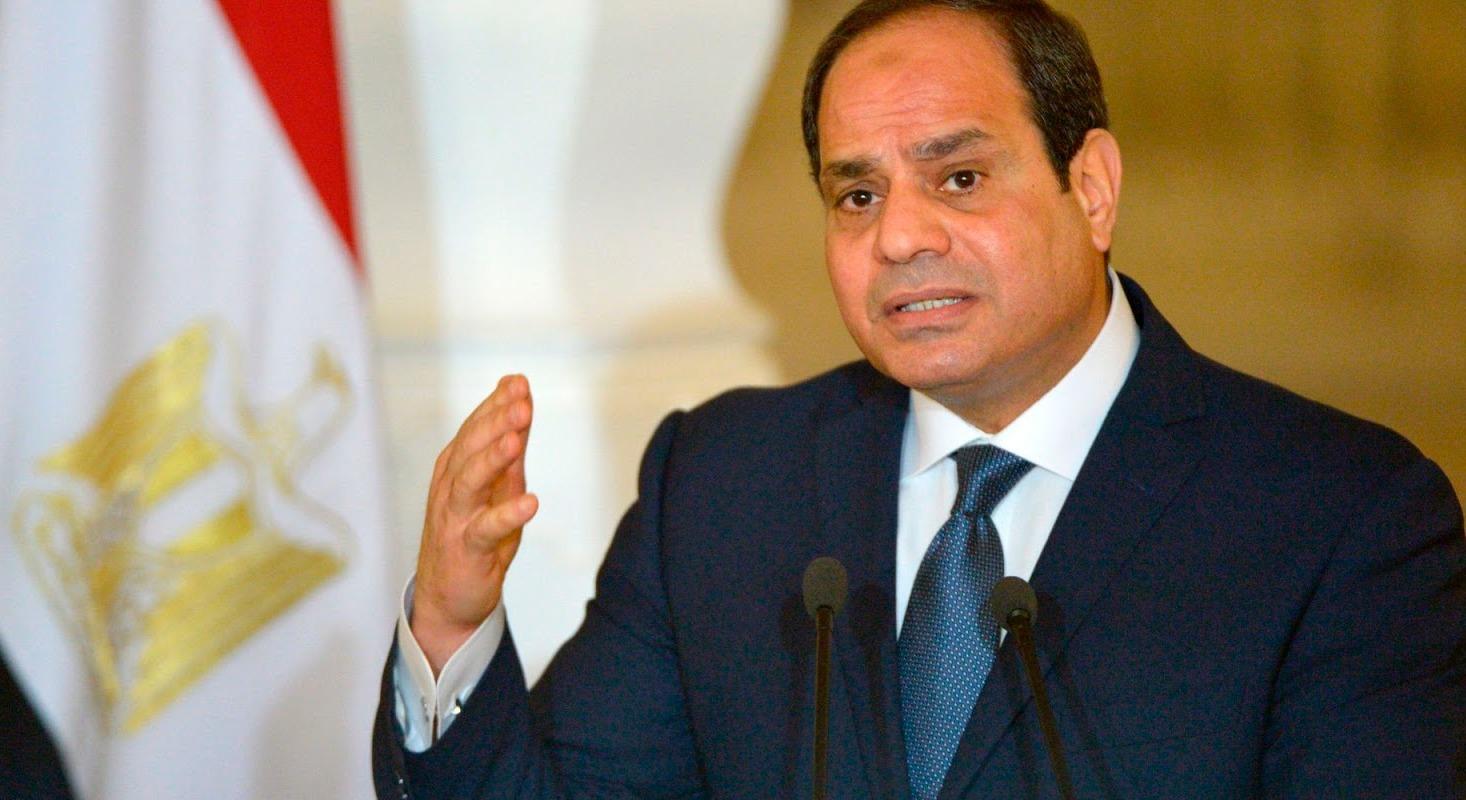 السيسي للمصريين: «إحنا على الحق المبين وبنحارب لأجل خاطر ربنا»
