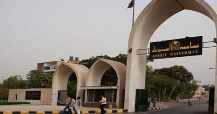 وقف 3 مسئولين في جامعة أسيوط بعد سرقة مكتب عميد كلية الطب