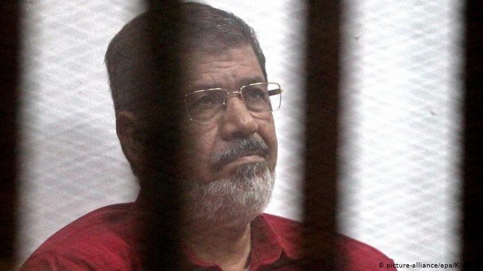 دفن الرئيس الأسبق محمد مرسي في مقابر الوفاء والأمل بالقاهرة