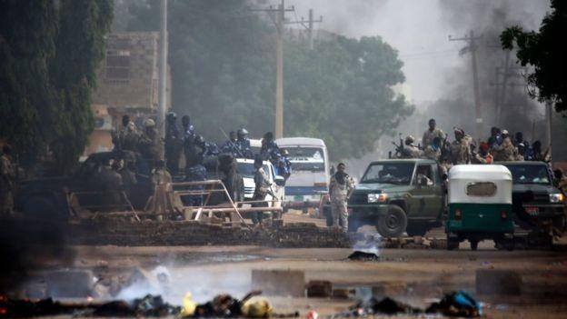 ارتفاع عدد قتلى العنف في السودان إلى 61 شخصا