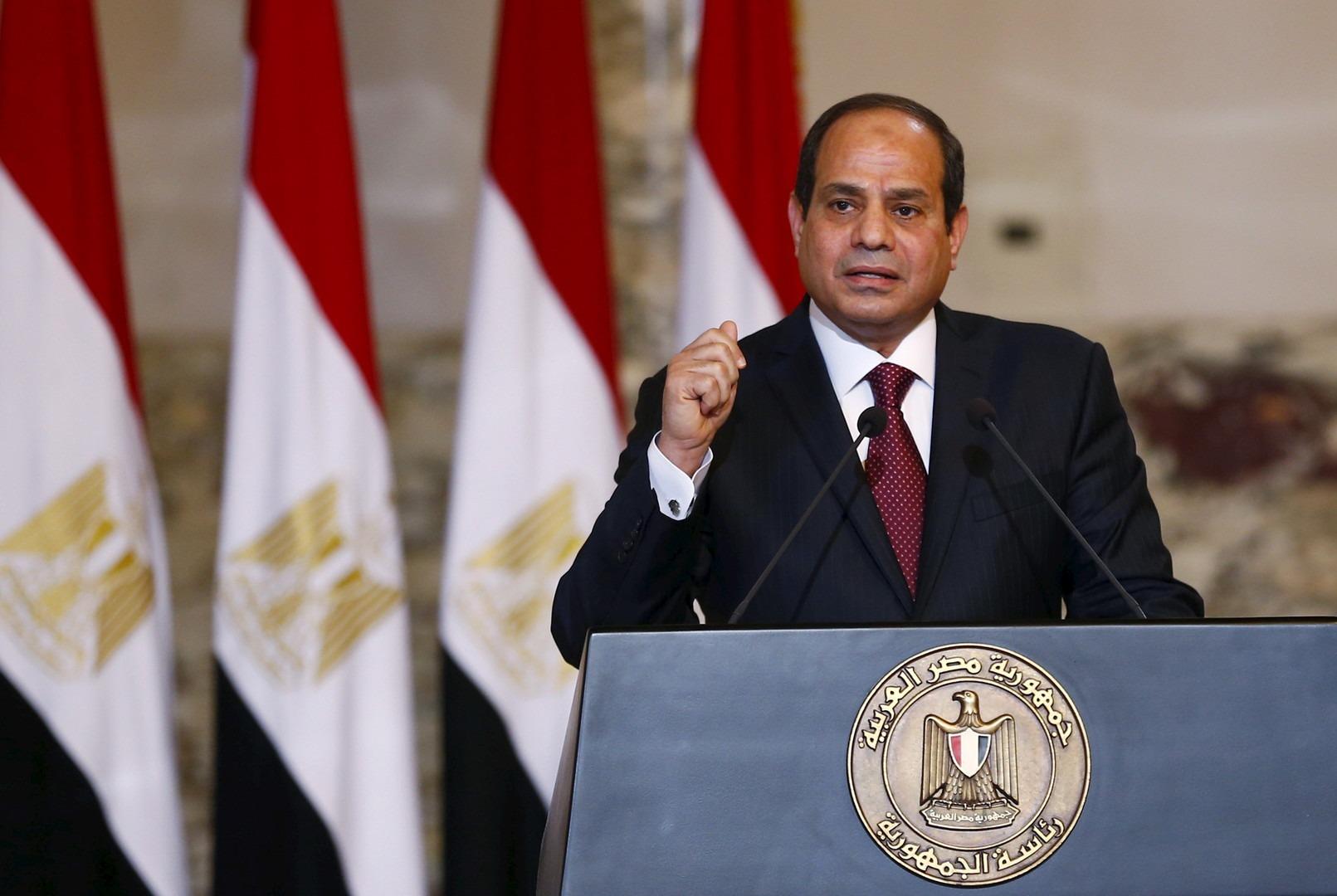 أول تعليق للرئيس السيسي على إعلان نتيجة استفتاء التعديلات الدستورية