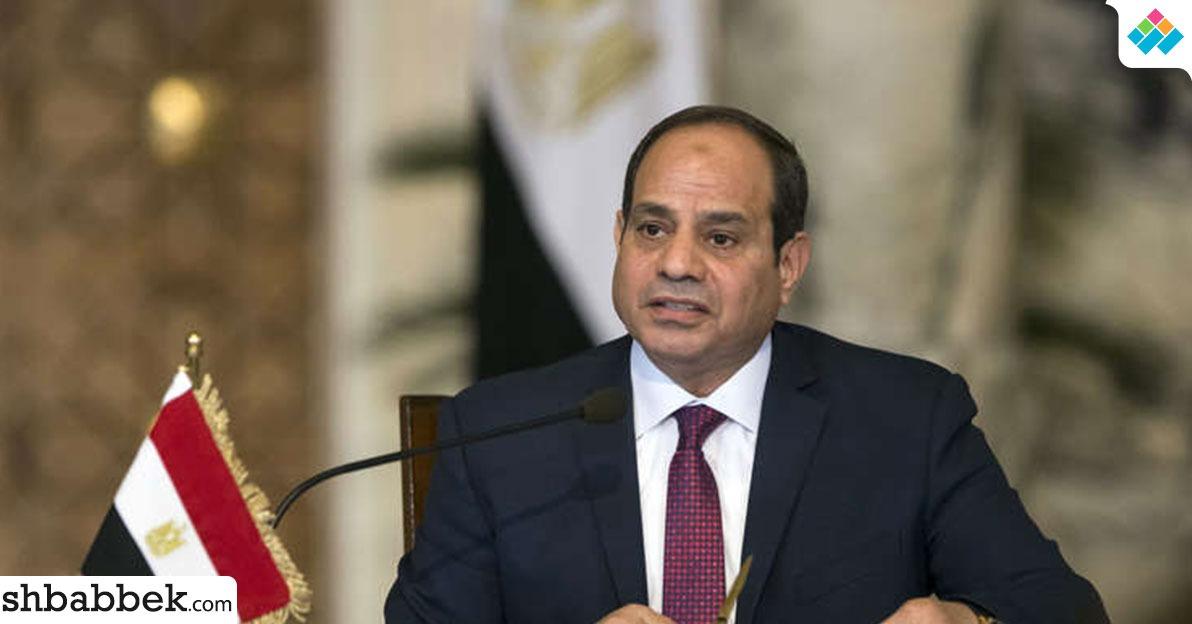 الرئيس يحتفي بصفقة استيراد الغاز من إسرائيل: «جبنا جول كبير أوي» (فيديو)