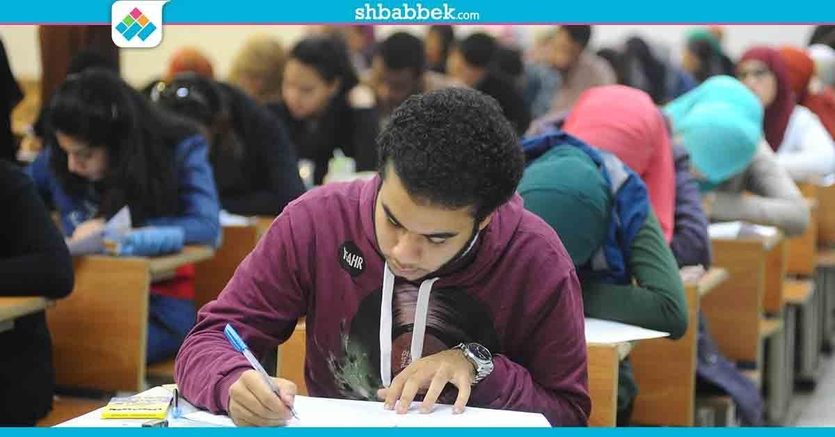 نماذج امتحانات البوكليت للثانوية العامة 2017/2018