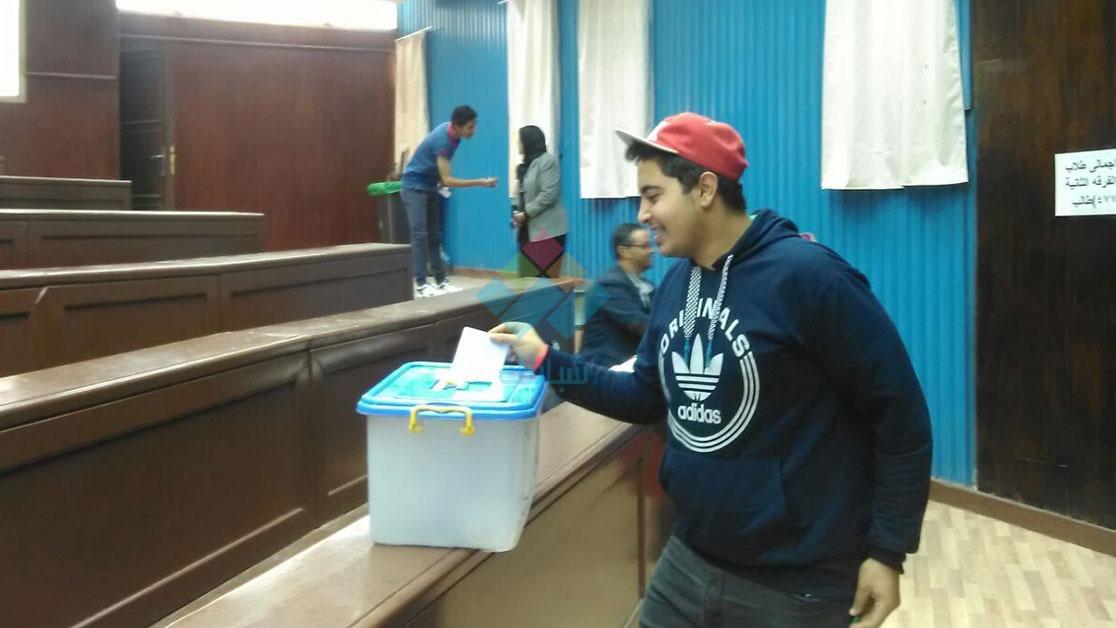 ننشر أسماء الفائزين بالتزكية في انتخابات اتحاد «حقوق حلوان»