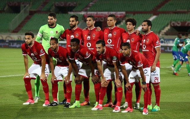 تأمين مكثف لبعثة النادي الأهلي في المغرب