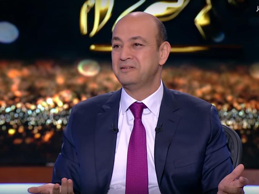 عمرو أديب لـ«رئيس فرنسا»: إيه أخبار دولة العسل والطحينة عندكم