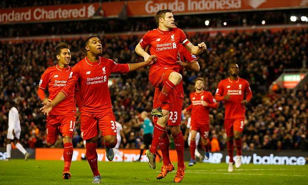 شاهد هدف ليفربول الأول أمام بورتو في دوري أبطال أوروبا