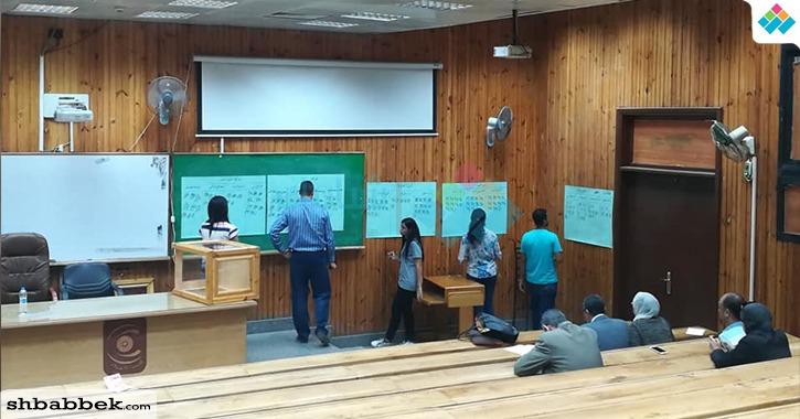 أسماء 14 طالبا في مجلس اتحاد طلاب كلية آداب الإسكندرية