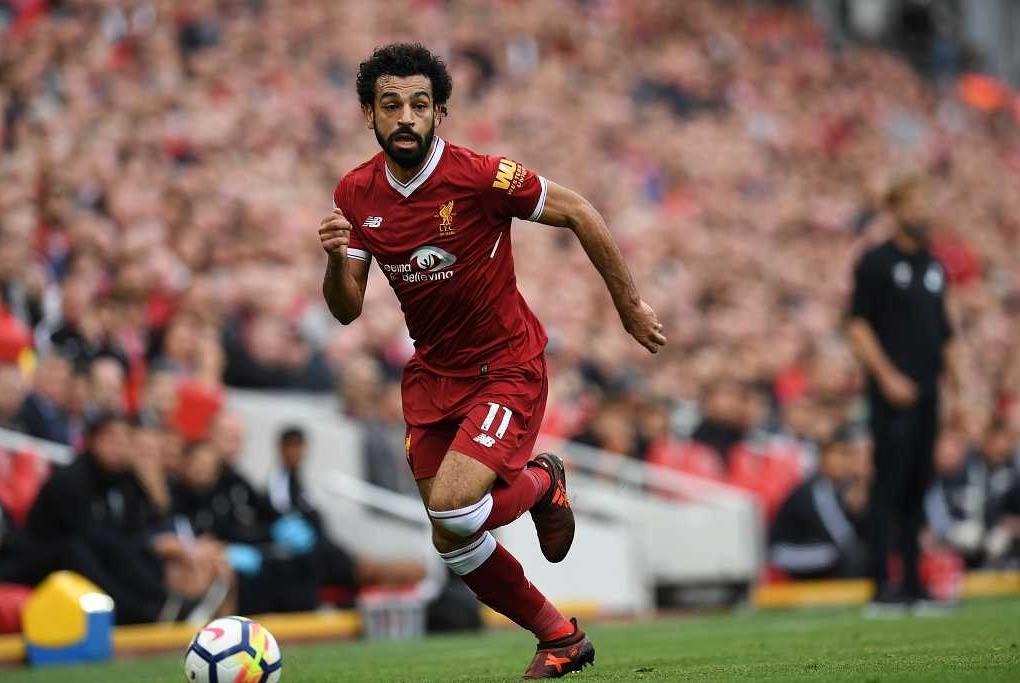 في استفتاء الجزيرة.. محمد صلاح أفضل لاعب عربي خلال 2017