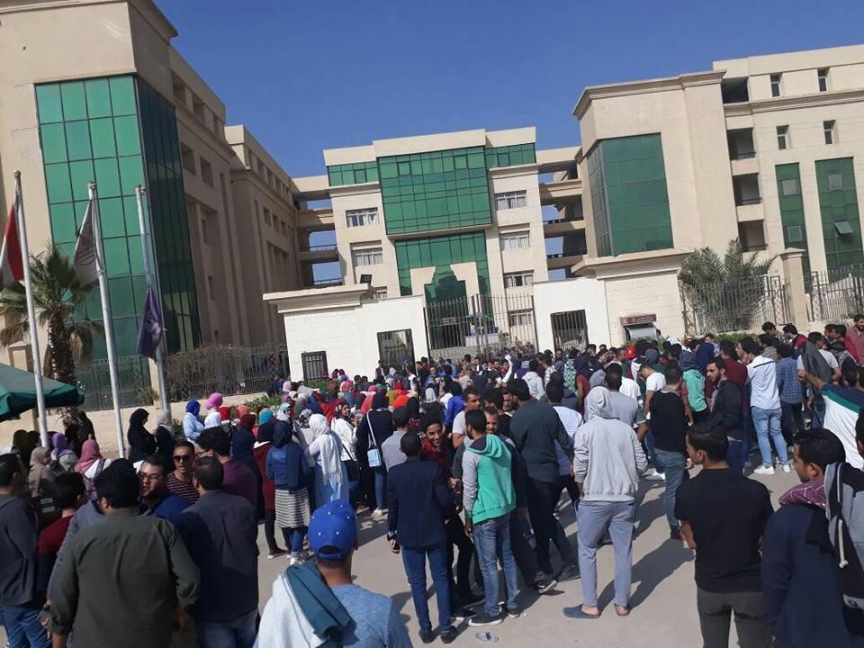 التعليم العالي: تشكيل لجنة تقصي حقائق حول اعتصام طلاب جامعة النهضة