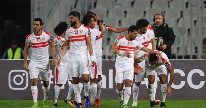 ترتيب الدوري المصري بعد فوز الزمالك على الإسماعيلي.. الصدارة للأبيض