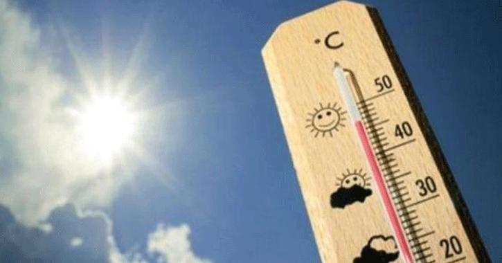 درجات الحرارة اليوم الإثنين 22 أبريل 2019..موجة حارة تضرب البلاد