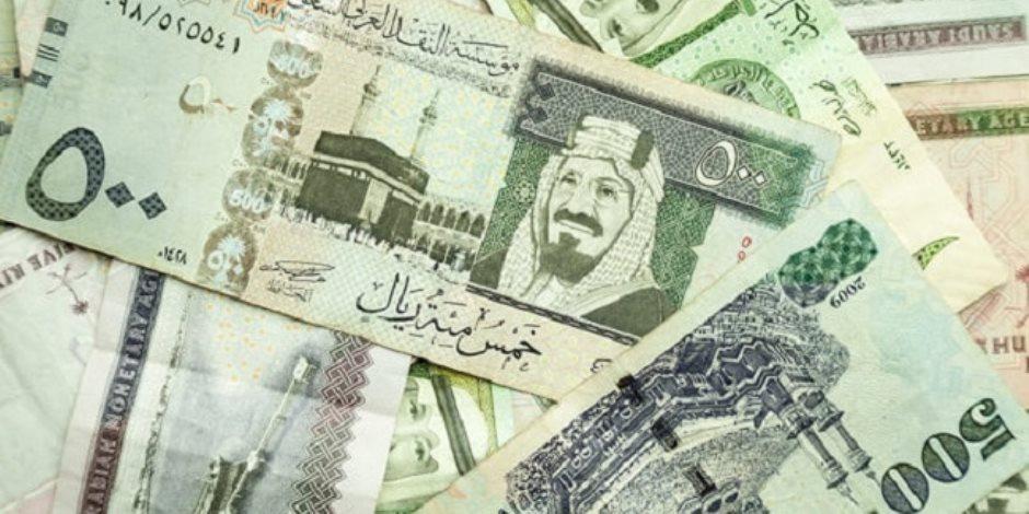 سعر الريال السعودي مقابل الجنيه المصري اليوم الثلاثاء 22 يناير 2019