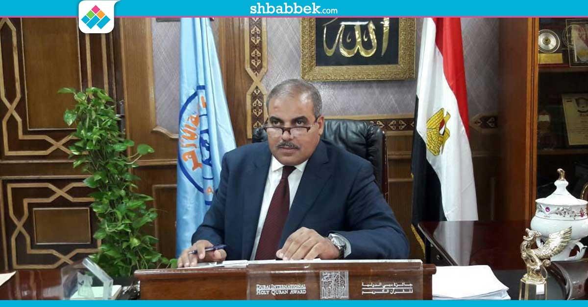 رئيس جامعة الأزهر يتحدث عن التقديم للمدن الجامعية والمصروفات الشهرية