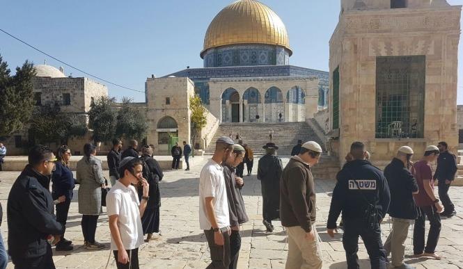 قرار للكنيست الإسرائيلي ضد «القدس»