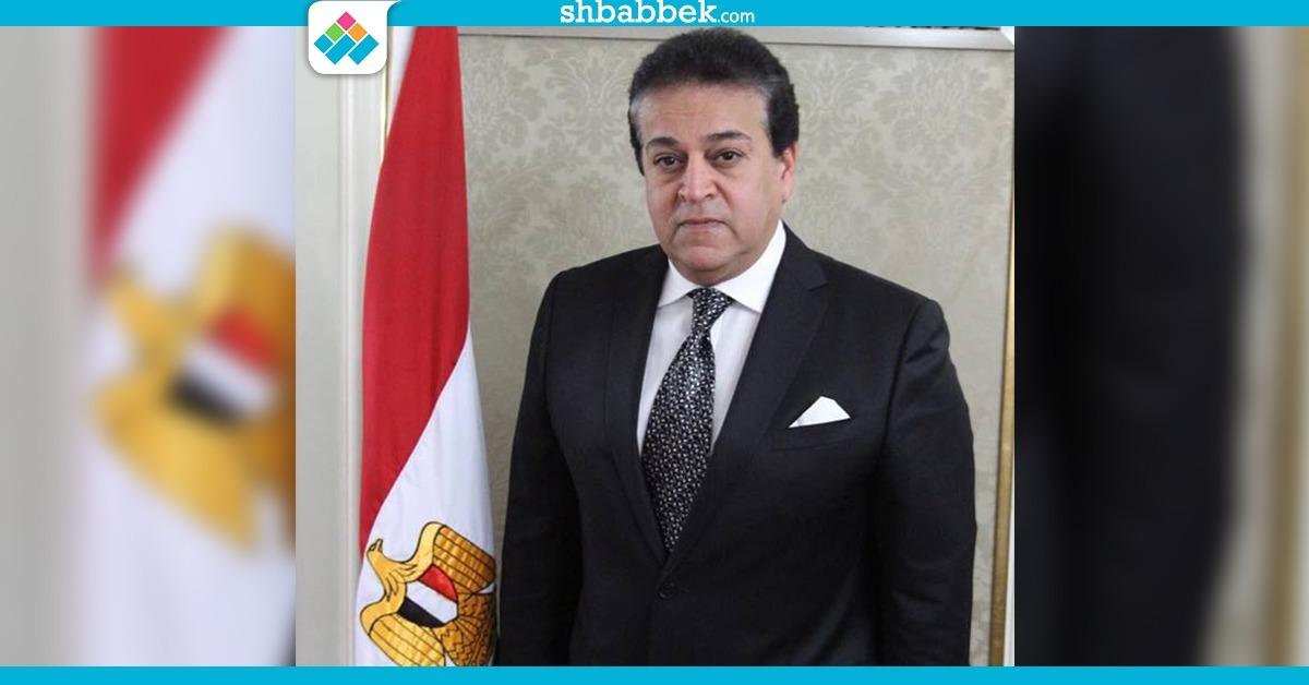 «عبدالغفار» يجدد تعيين عدد من القيادات الإدارية بجامعة طنطا