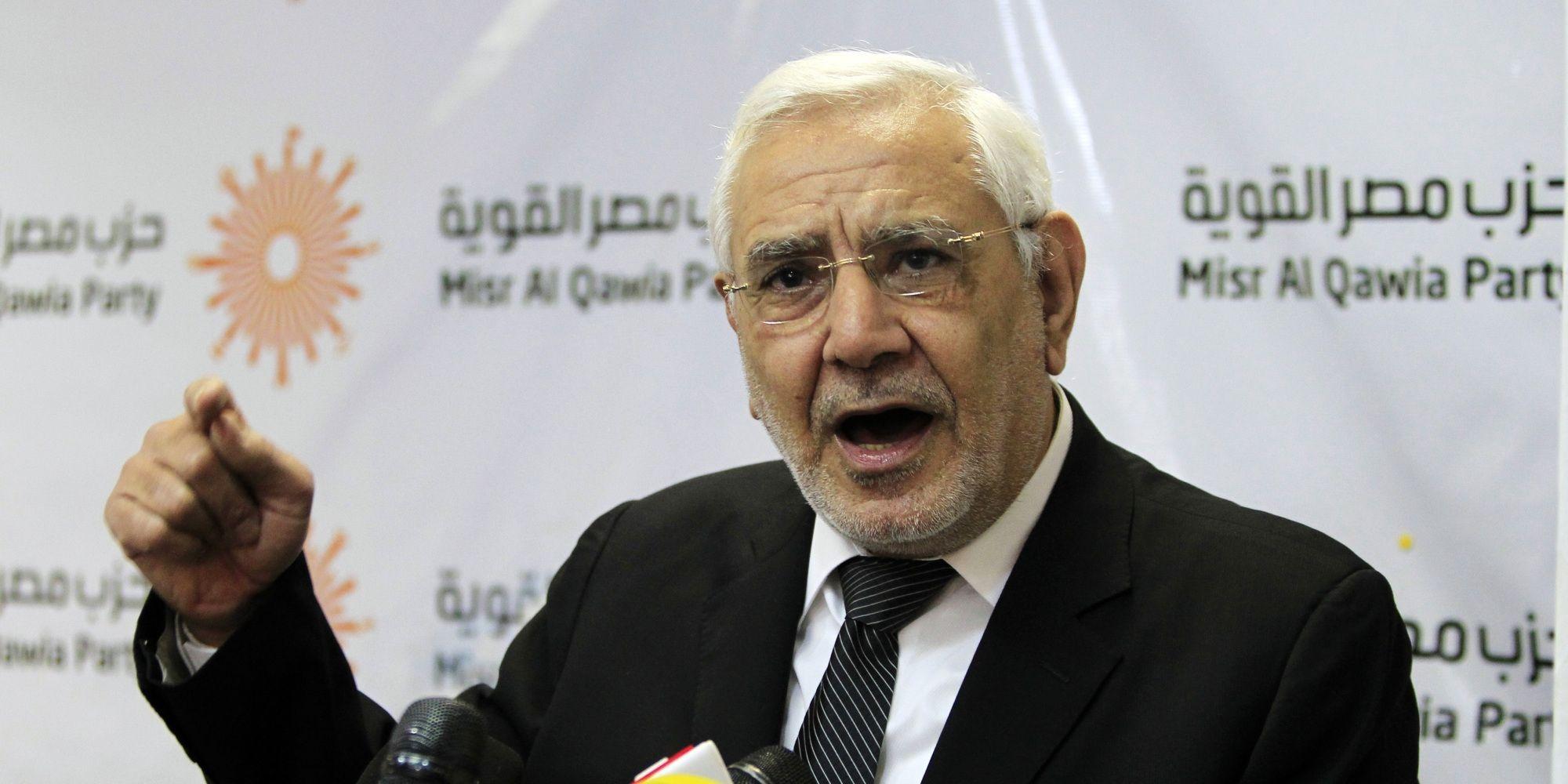 المحكمة الإدارية العليا ترفض حل حزب مصر القوية