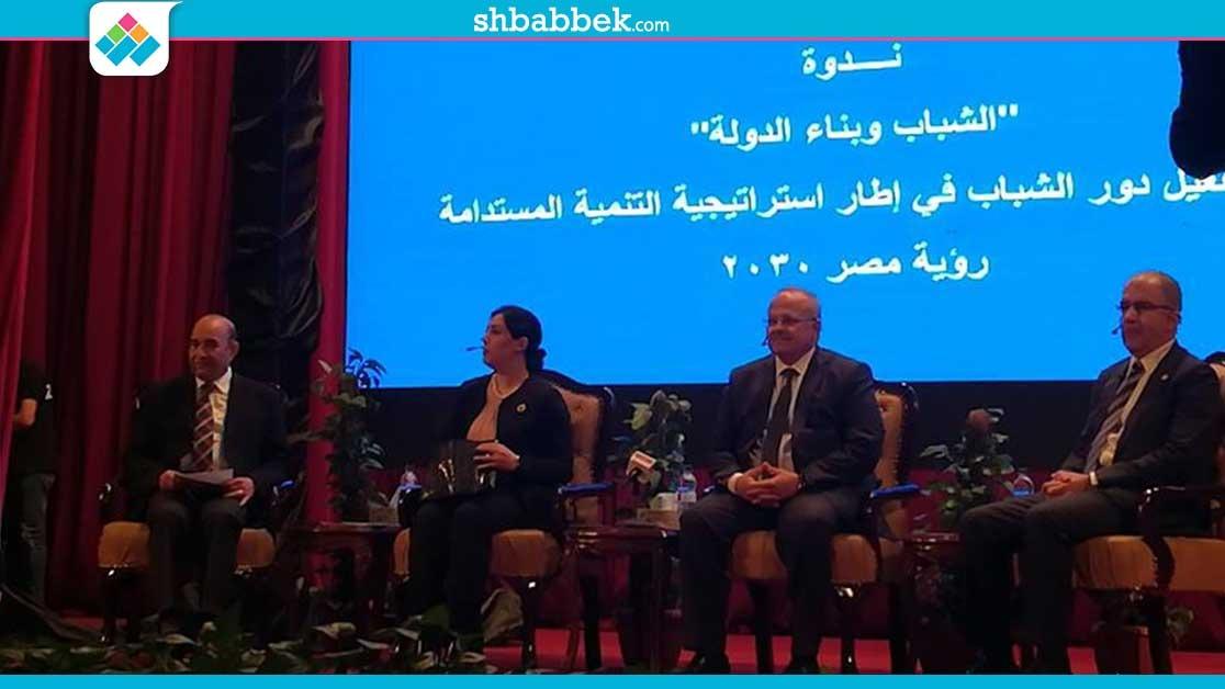 رئيس جامعة القاهرة: مصر لن تتقدم إلا بالتنمية الصناعية