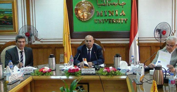 جامعة المنيا تؤجل امتحانات اليوم الخميس قبل ساعات من انطلاقها