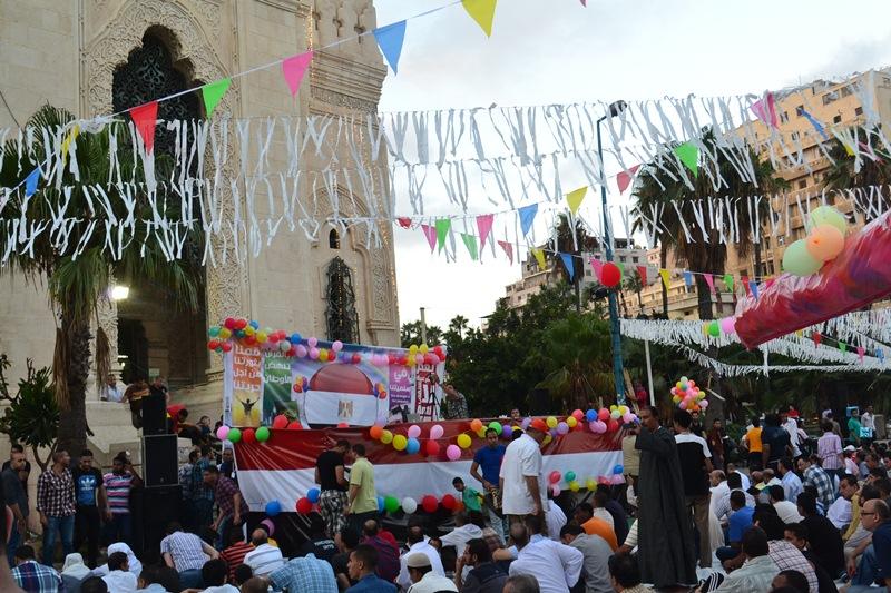 موعد صلاة عيد الأضحى 2018 في مصر