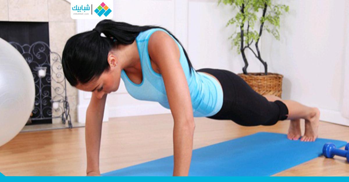 تمارين رياضية تجدد نشاطك