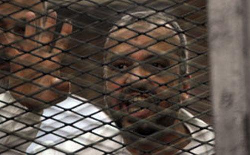 جنايات القاهرة تجدد حبس نجل البلتاجي 45 يومًا