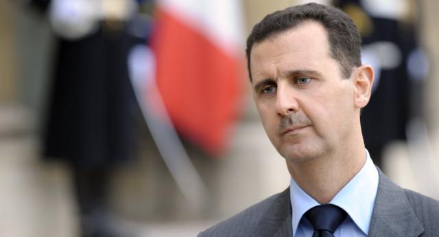 بوتين يهنئ بشار الأسد بالعام الجديد: «دعمنا لسوريا لن يتوقف»