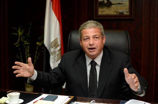 وزير الشباب والرياضة يتحدث عن عودة الجماهير لحضور مباريات الدوري