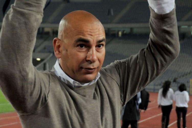 إصابة حسام حسن بنزلة شعبية.. ومحافظ بورسعيد يطمئن على المدير الفني للمصري