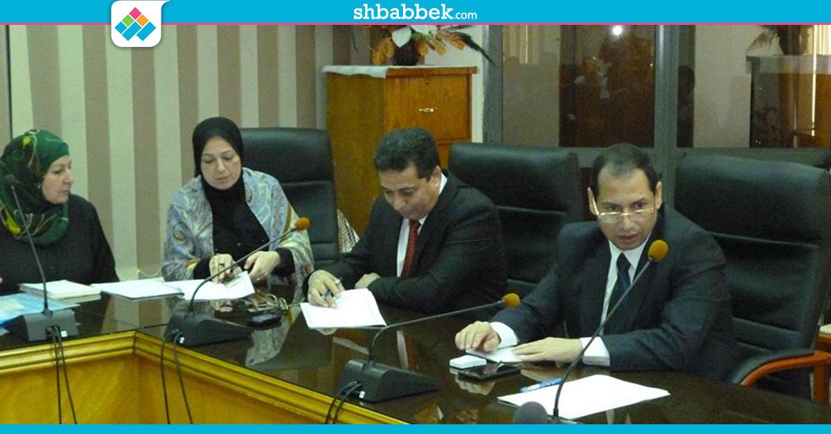 حسم اتحادات طلاب جامعة بورسعيد..8 كليات تزكية و5 انتخابات