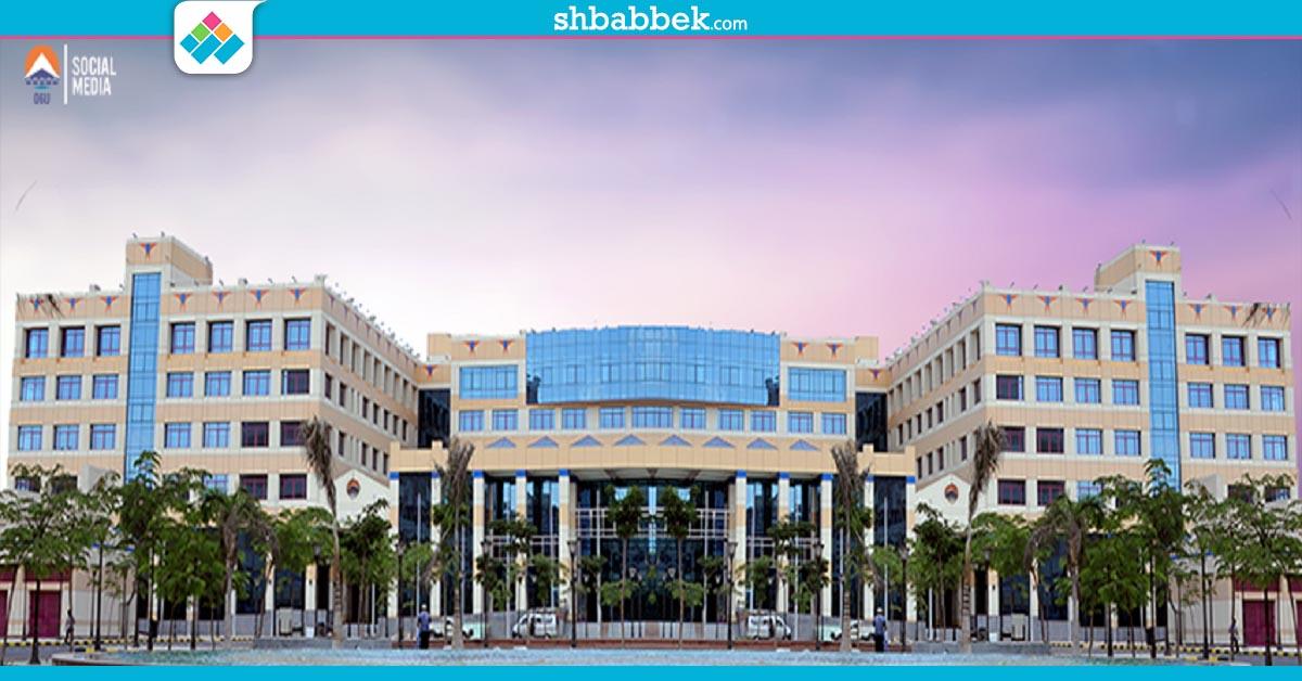 جامعة 6 أكتوبر تعلن عن الحد الأدنى لتقديم طلاب الثانوية بكلياتها