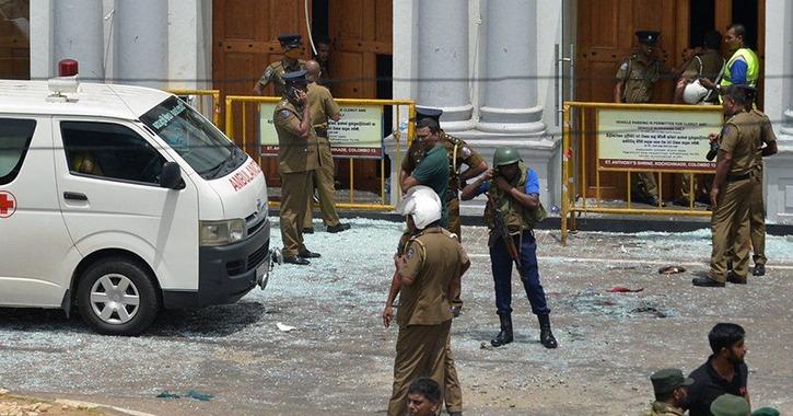 تطورات تفجيرات سريلانكا.. إبطال قنبلة جديدة والقبض على 13 متورط