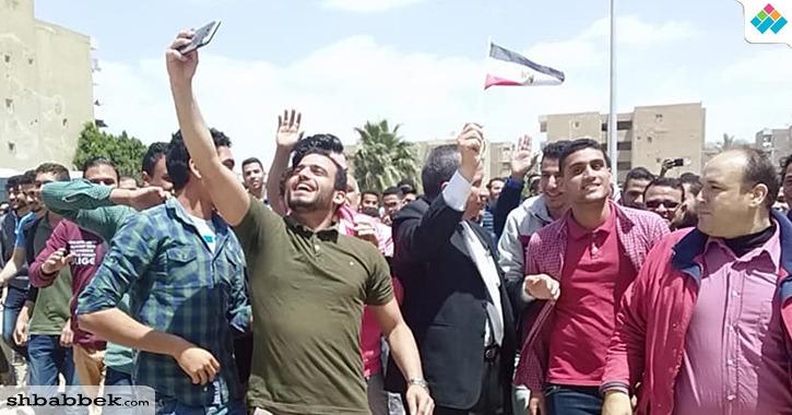 أربعة رؤساء جامعات هم الأنشط في أول أيام الاستفتاء على الدستور