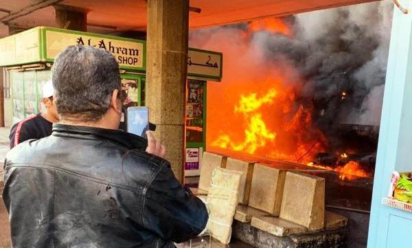 مصرع 24 شخصا وإصابة 50 في انفجار قطار محطة مصر