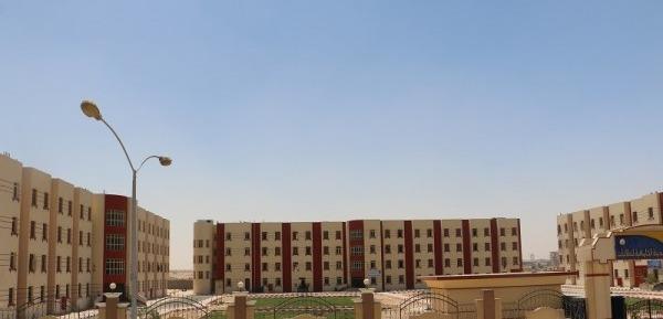 تخصيص 5 مليون جنيه لتطوير المدن الجامعية ببني سويف