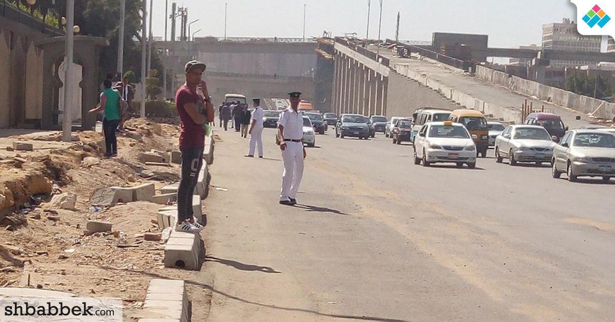 جامعة الأزهر عن إنشاء كوبري مشاة بعد مقتل طالب: هيبقى شكله وحش