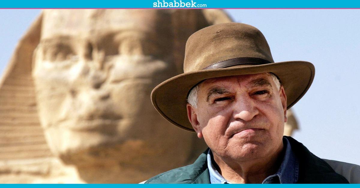 جامعة هليوبولس تستضيف زاهى حواس للحديث عن أسرار الفراعنة والأهرامات