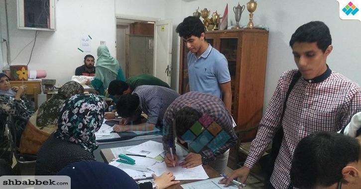 80 طالبا في الكشوف النهائية لانتخابات اتحاد كلية تجارة جامعة بنها