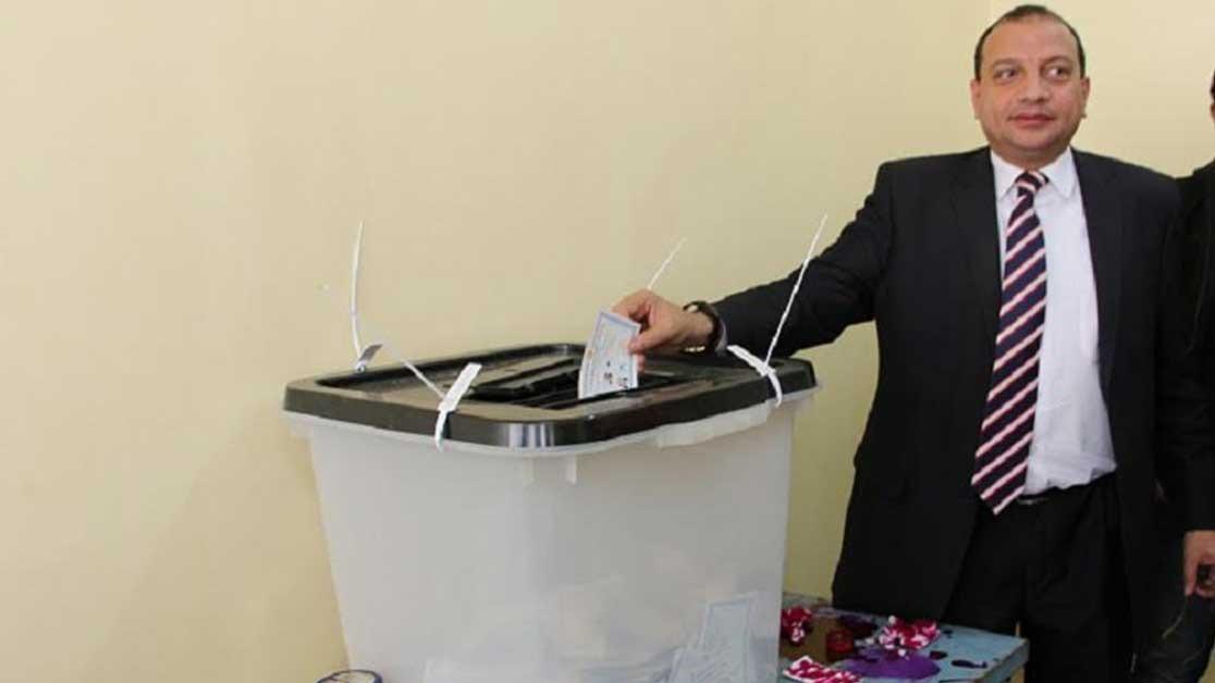 رئيس جامعة بني سويف يرسل تهنئة لـ«السيسي» لفوزه بفترة رئاسية ثانية