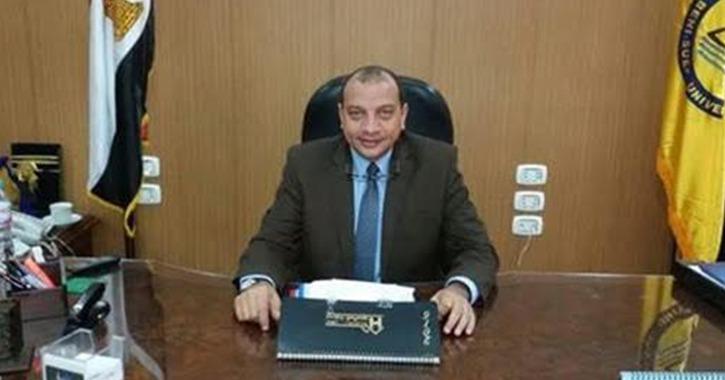 تأمين شبكة معلومات جامعة بني سويف بالتعاون مع جهاز الخدمة الوطنية