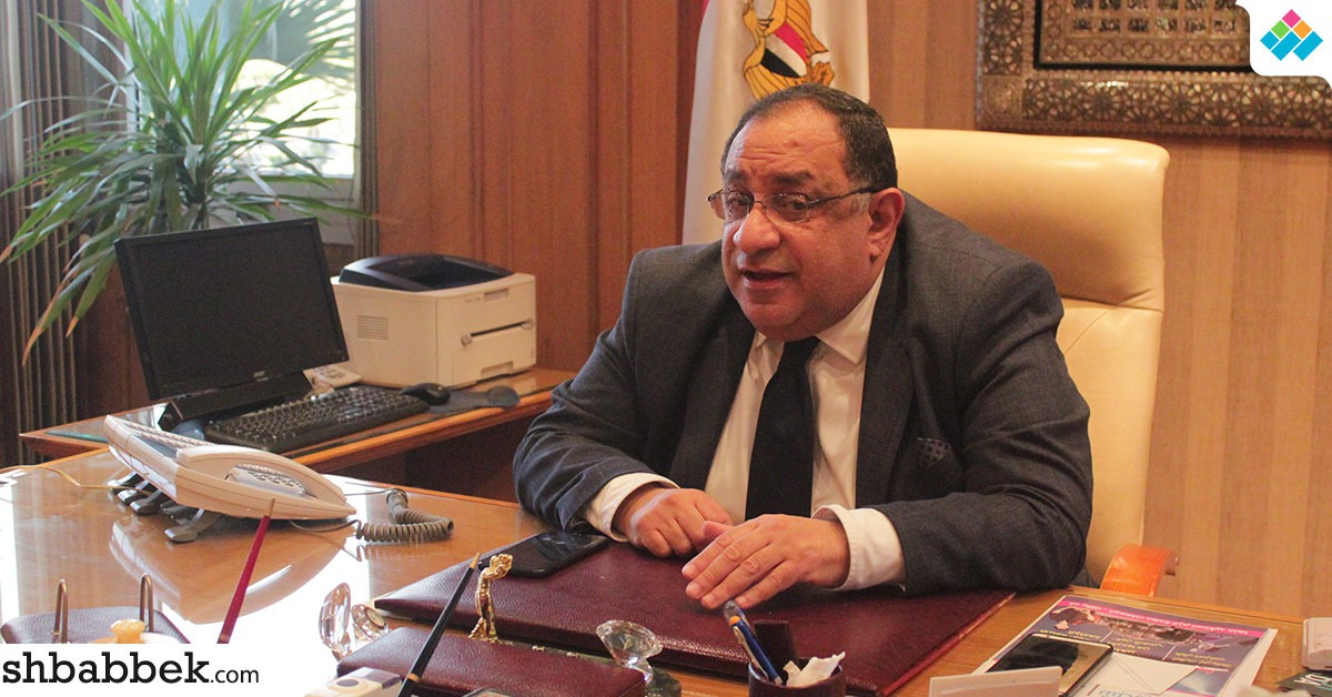 لجنة للتفتيش على كافتيريات جامعة حلوان بعد وفاة طالبة بالتسمم