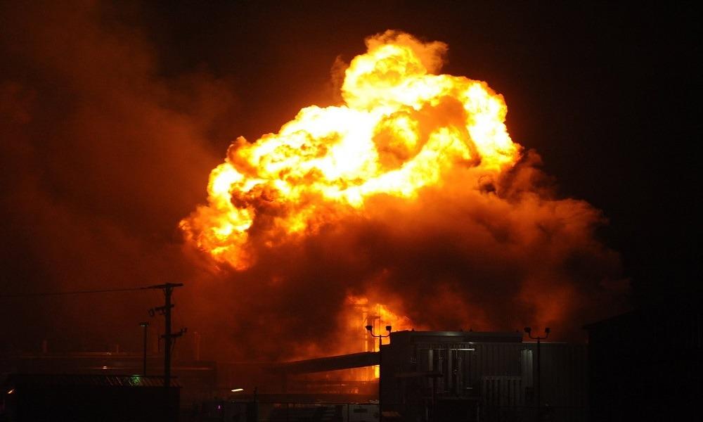 روسيا.. إعلان حالة الطوارئ في مقاطعة «ماغنيتاغورسك» بسبب انفجار غاز ضخم