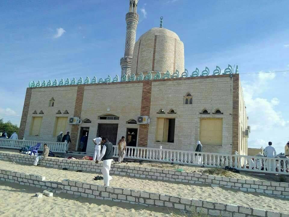 بسبب أحداث «مسجد الروضة».. رئيس جامعة حلوان يؤجل ماراثون للدراجات
