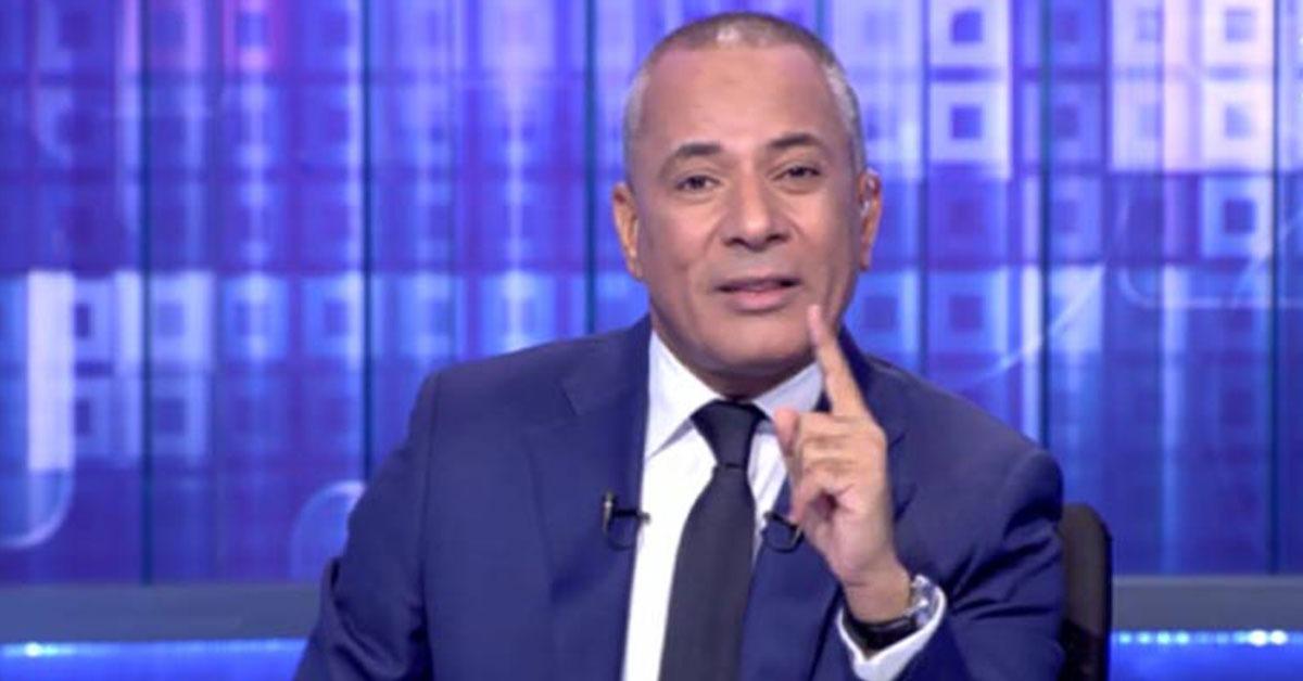أحمد موسى يظهر في برنامجه رغم قرار وقفه بعد بث تسريب حادث الواحات
