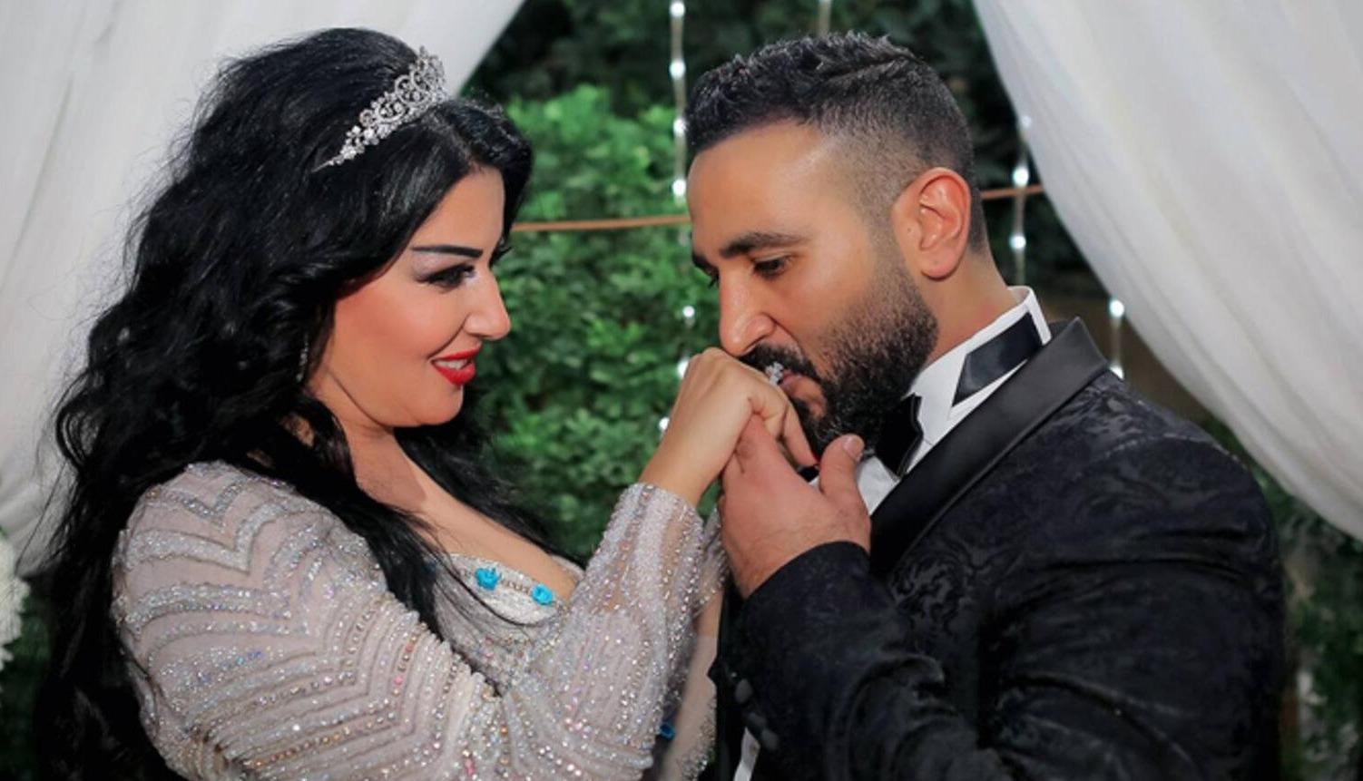 سمية الخشاب: زواجي من أحمد سعد أكبر غلطة في حياتي (فيديو)